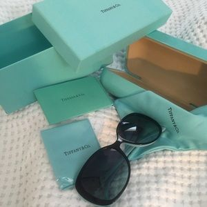 New in box. Authentic Tiffany and Co glasses.